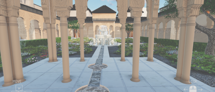 Tour a Virtual Alhambra in Our Latest Collaboration!