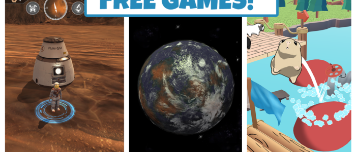 We're Making our Games Free
