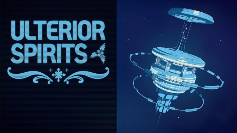 Ulterior Spirits Logo
